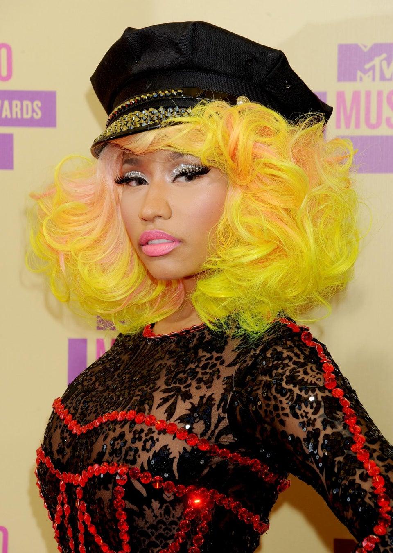 Nicki Minaj Talks 'American Idol'> and Her New Perfume on 'The View'
