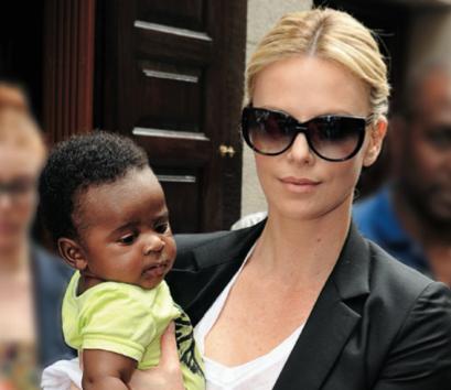 White Mama, Black Baby