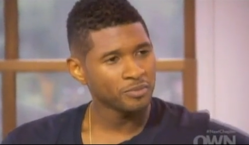 Must-See: Usher Tells All on <i>Oprah's Next Chapter</i>