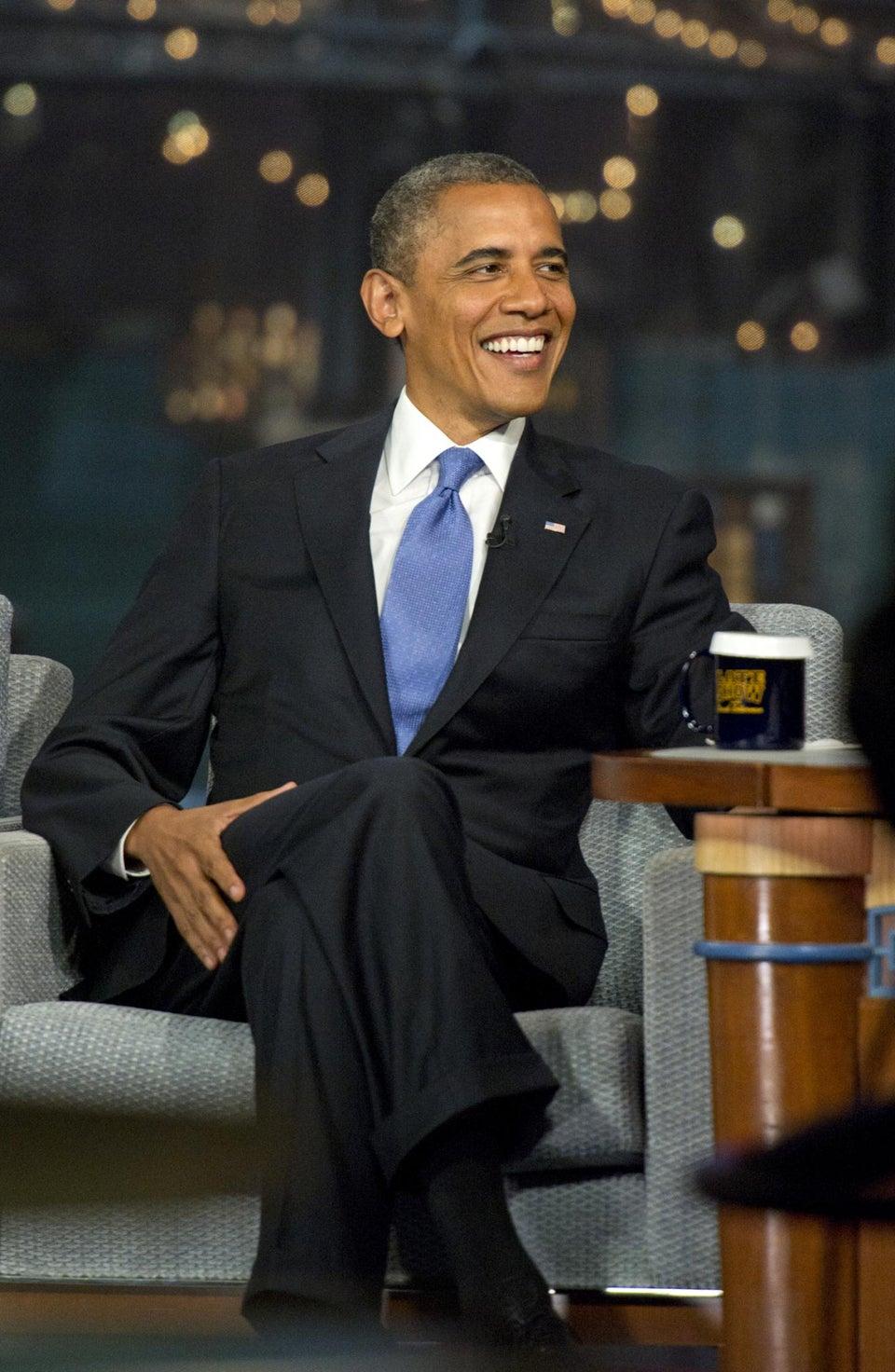 President Obama Pokes Fun at Donald Trump