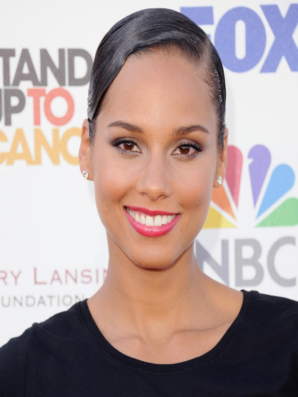EXCLUSIVE: Alicia Keys Talks <i>Girl on Fire</i> Details, Solves 'Put It in a Love Song' Video Mystery