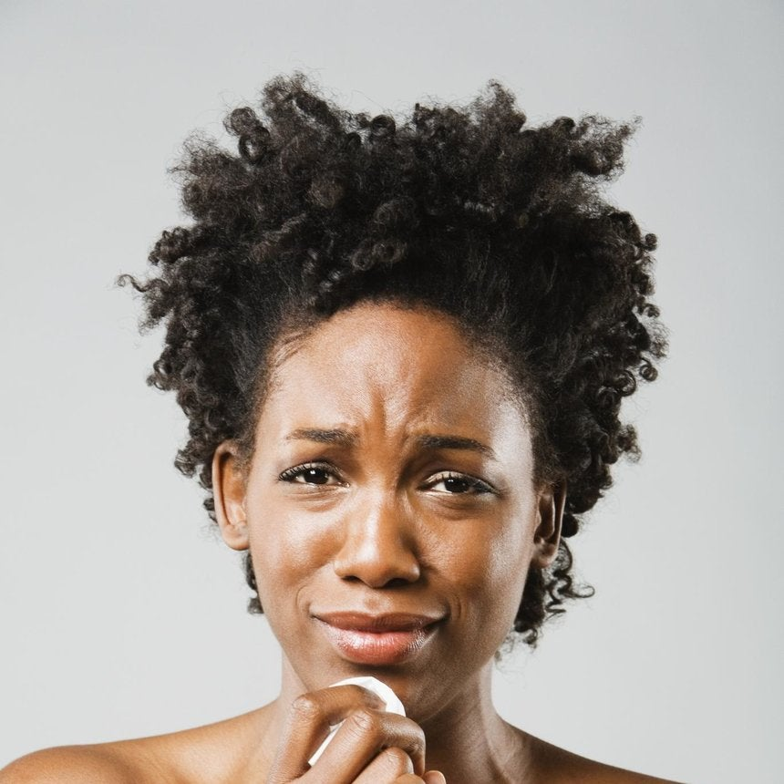 The Write or Die Chick: Sister, We Can Stop Being Strong Now