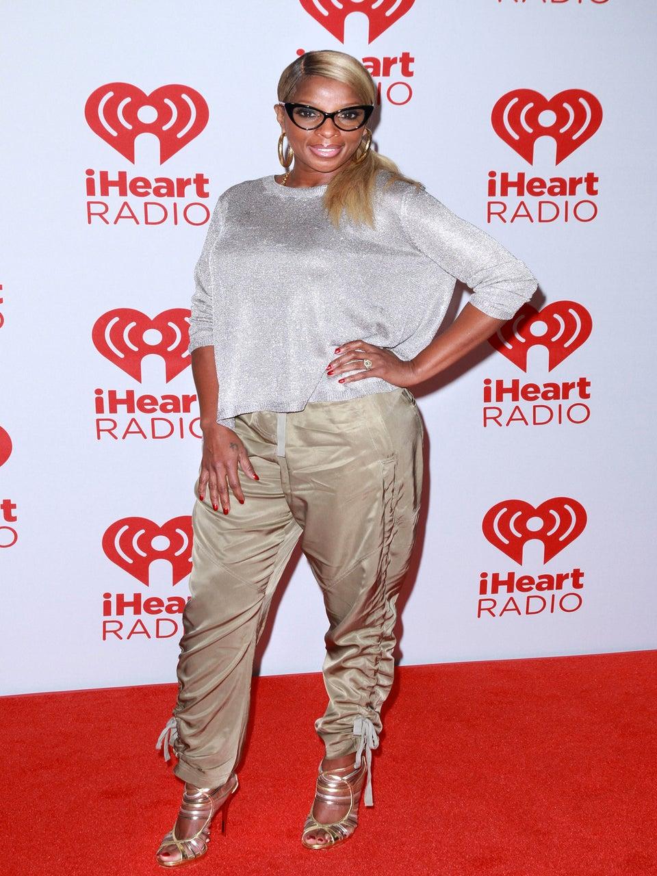 Mary J. Blige Begins Shooting <i>Betty & Coretta</i>