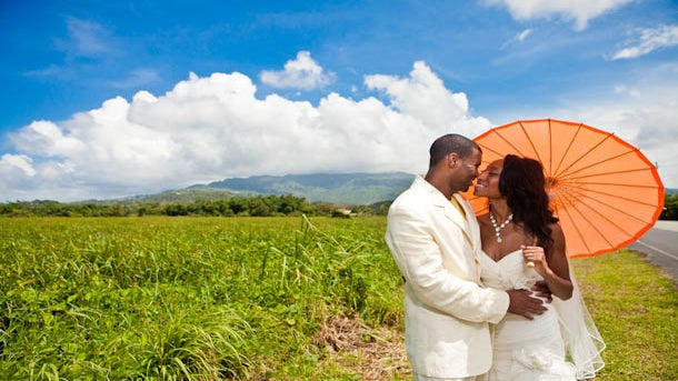 Bridal Bliss: LaChelle and Larry