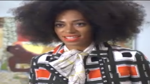 Must-See: Behind the Scenes of Solange Knowles' New Video, 'Losing You'