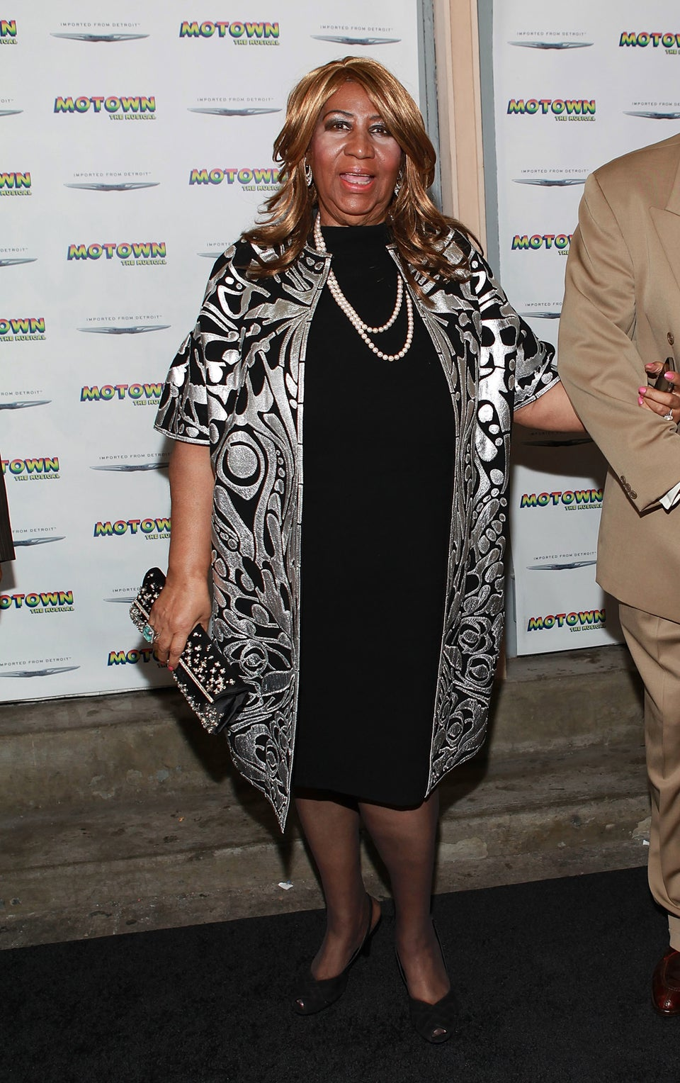 Aretha Franklin Cancels June Appearances