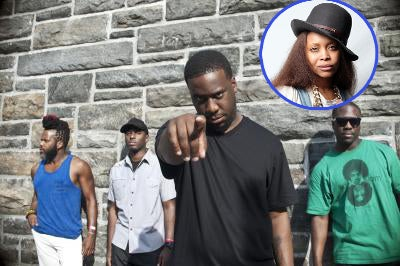 EXCLUSIVE: Listen to Robert Glasper & Erykah Badu's Remixed 'Afro Blue'