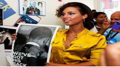 Must-See: Alicia Keys Stars in Campaign Ad for President Obama