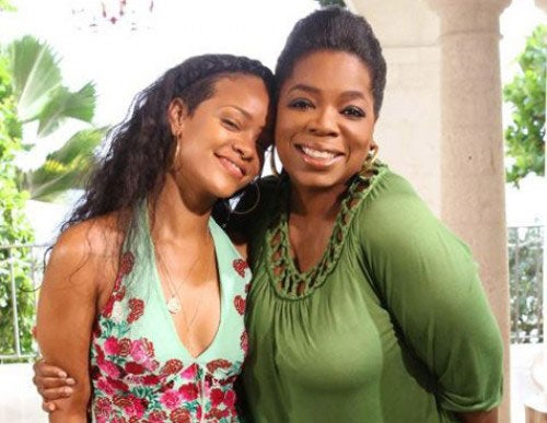 Oprah & Rihanna Top Forbes' Highest-Paid Women in Hollywood List