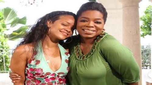 Oprah on Rihanna-Chris Brown Rekindled Romance Rumors