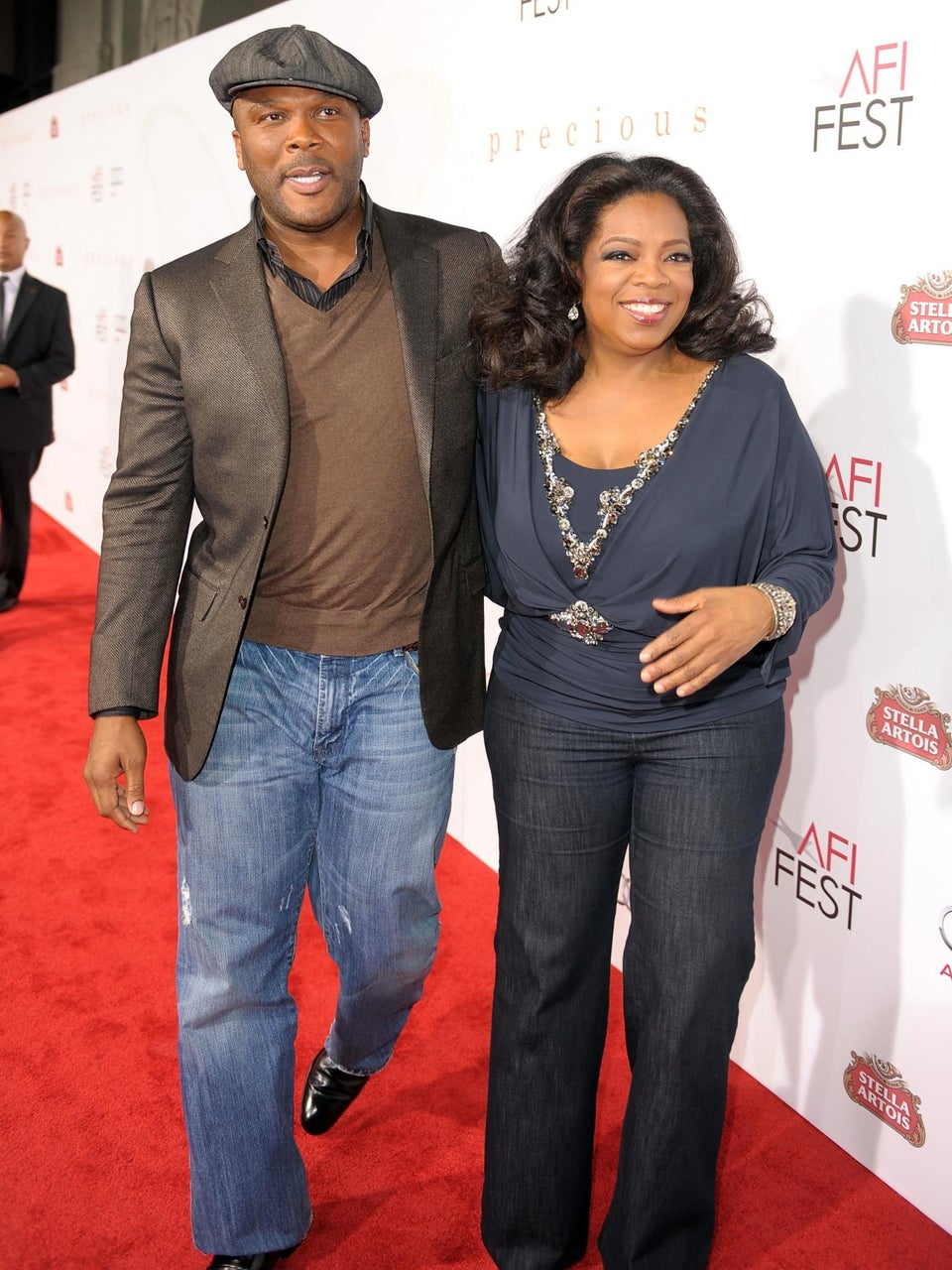 Tyler Perry Enters Partnership with OWN