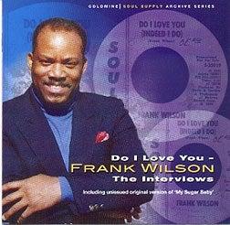 Former Motown Producer Frank Wilson Dies
