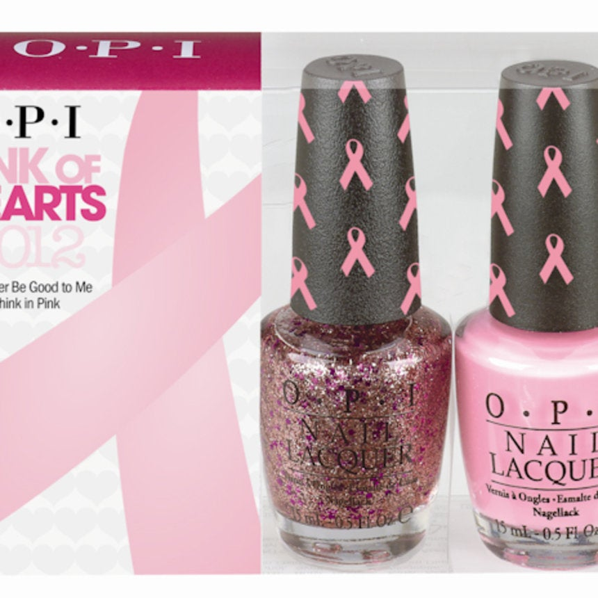 Think Pink: Beauty Treats for Breast Cancer Awareness