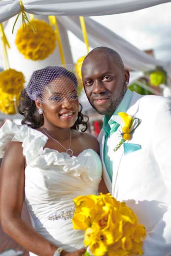 Bridal Bliss: Tiffany and Joe