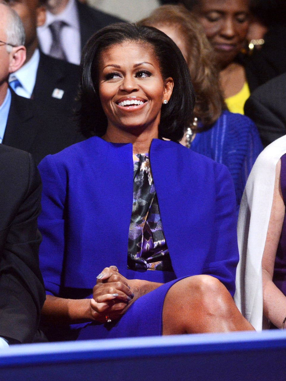 Michelle Obama on Second Presidential Debate: 'I Know He's Gonna Do Well'