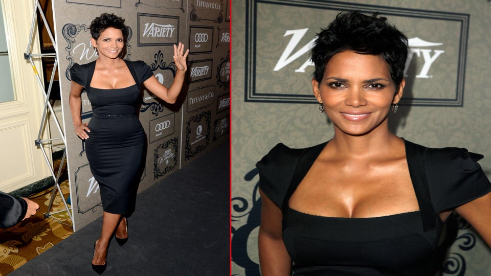 Halle Berry: I Don't Want Nahla Growing Up Around Tabloids