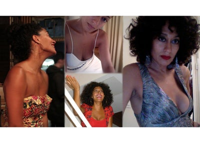 EXCLUSIVE: Fashion Q&A: Tracee Ellis Ross