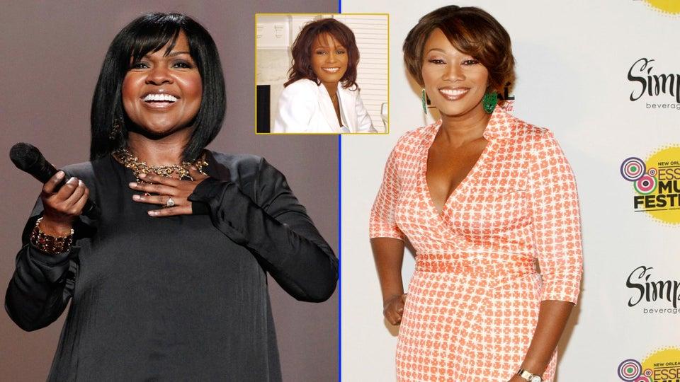 CeCe Winans and Yolanda Adams Join Whitney Houston Grammy Tribute