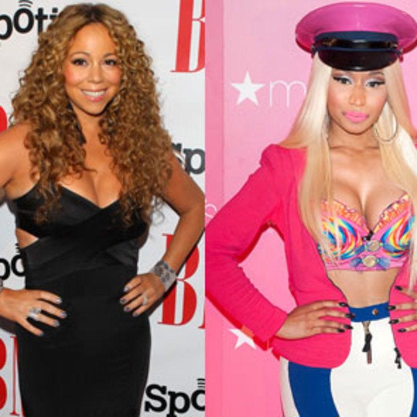 Real Talk: Mariah vs. Nicki—Are You Cringing Too?