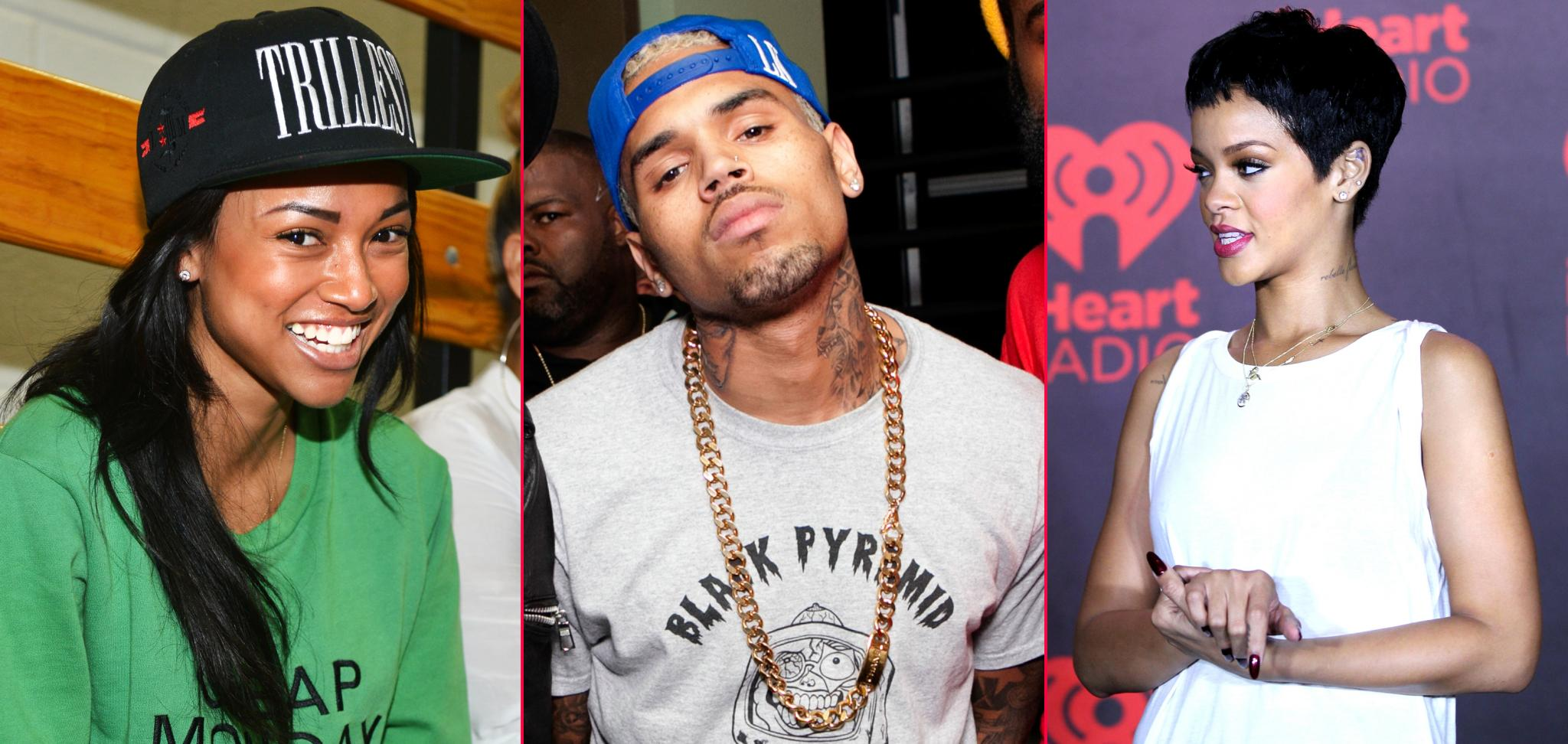Is chris brown dating rihanna 2019