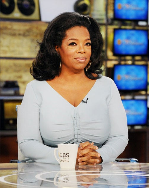 Oprah Tweets Her Support for Black Indie Film 'Middle of Nowhere'