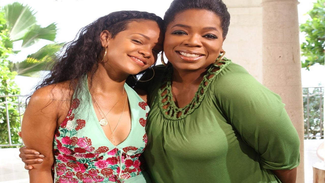 Oprah Calls Rihanna Most 'Surprising' Interview