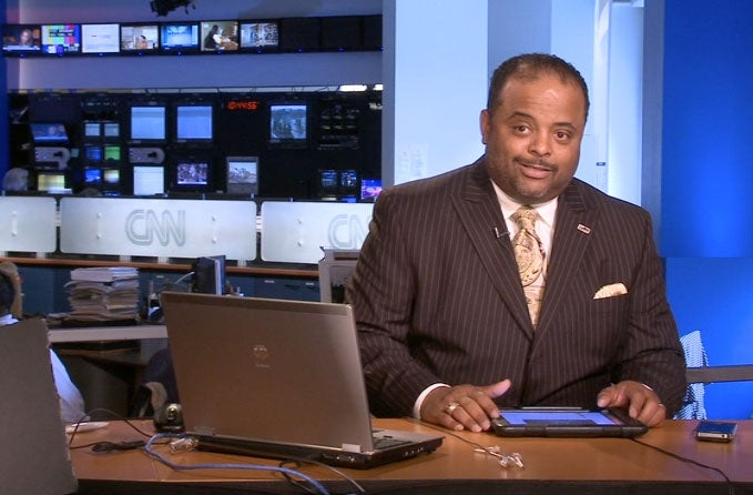 On the Go With Roland Martin
