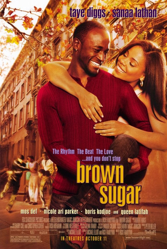 The Write or Die Chick: <i>Brown Sugar</i> is Still One of the Best Love Stories in a Long Time