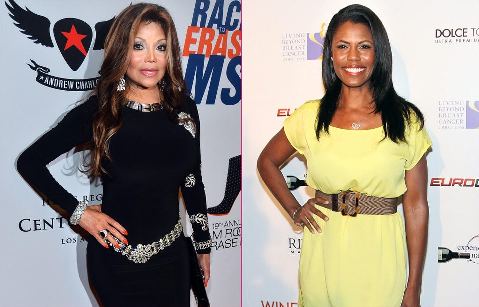 LaToya Jackson Joins 'All-Star Celebrity Apprentice'