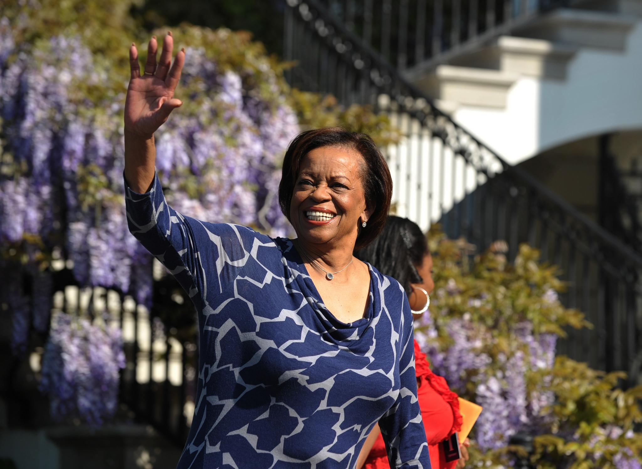 Grandma-in-Chief: Why Marian Robinson is Voting for Barack Obama