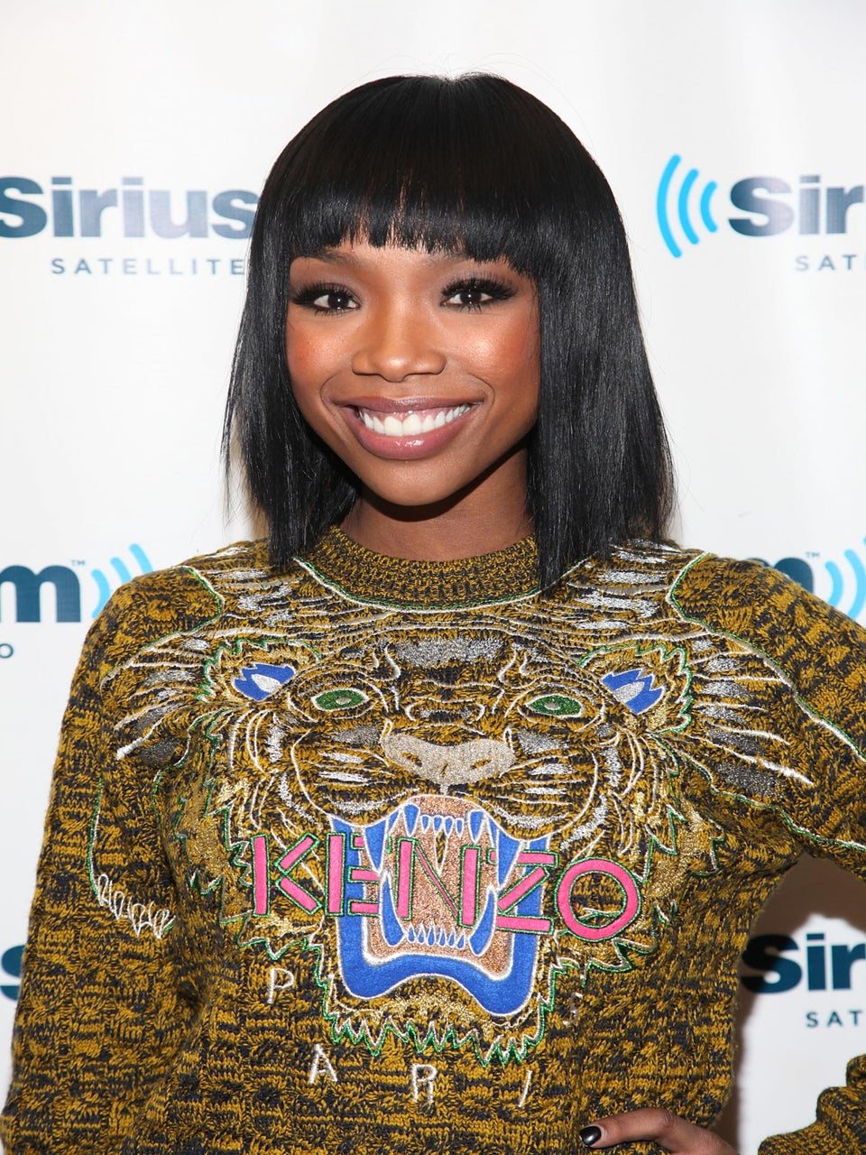 EXCLUSIVE: Brandy Talks New Album, Dreams of Broadway… and More Babies?