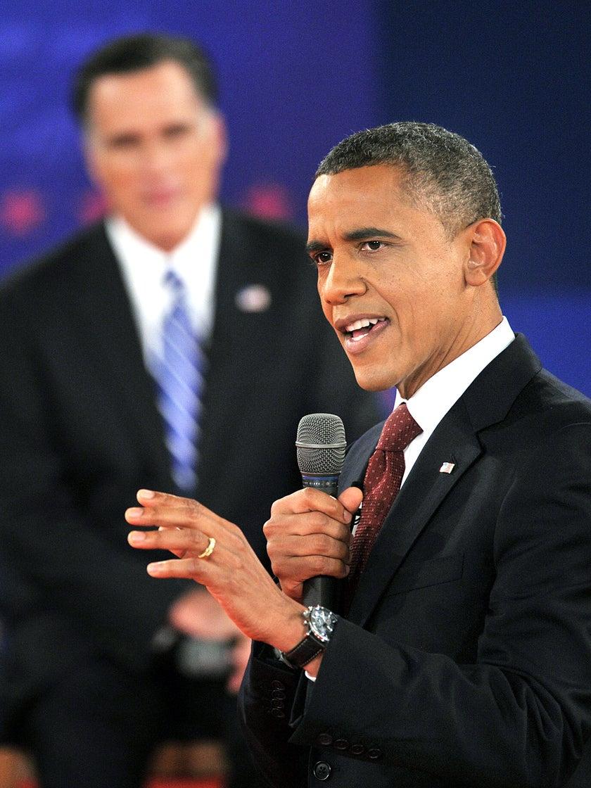 Obama vs. Romney, Round 2: Your Take on the Debate