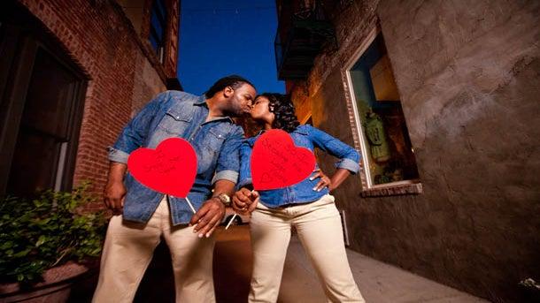 Just Engaged: Marlana and Corey