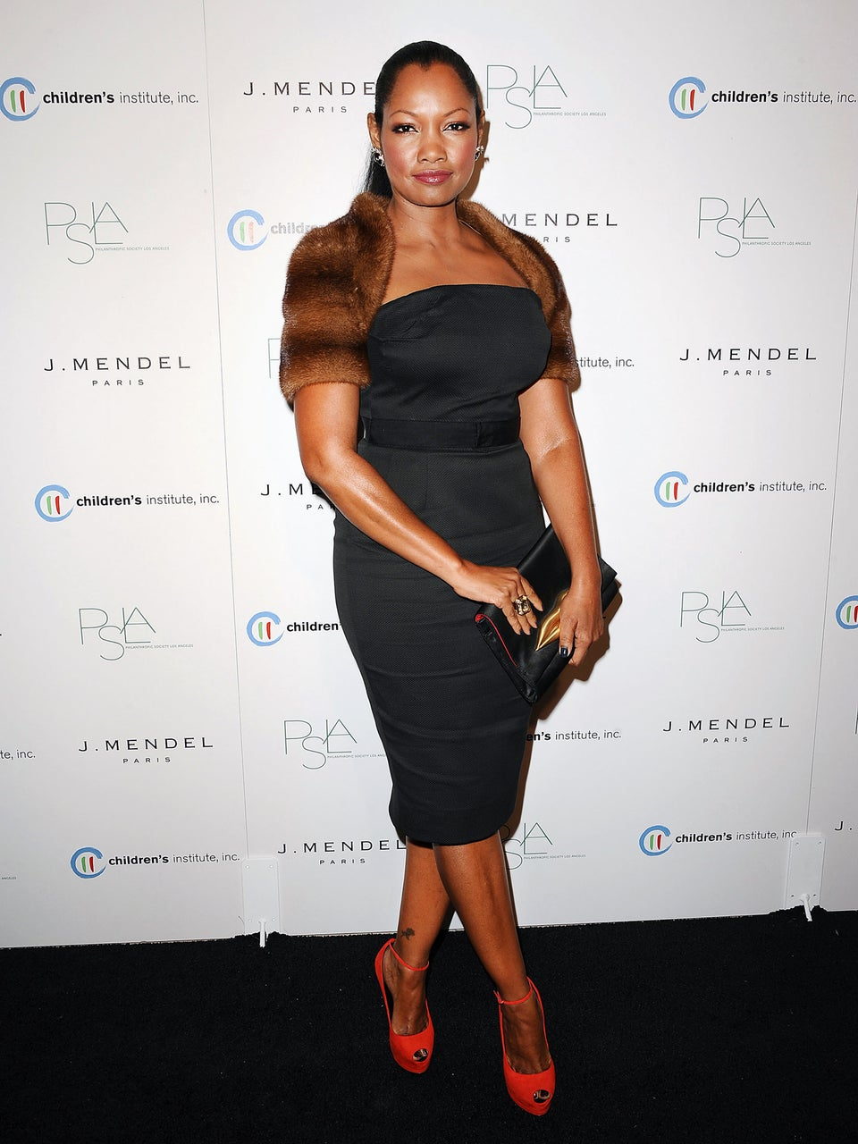 Coffee Talk: Garcelle Beauvais 'Stunned' Over <i>Franklin and Bash</i> Firing