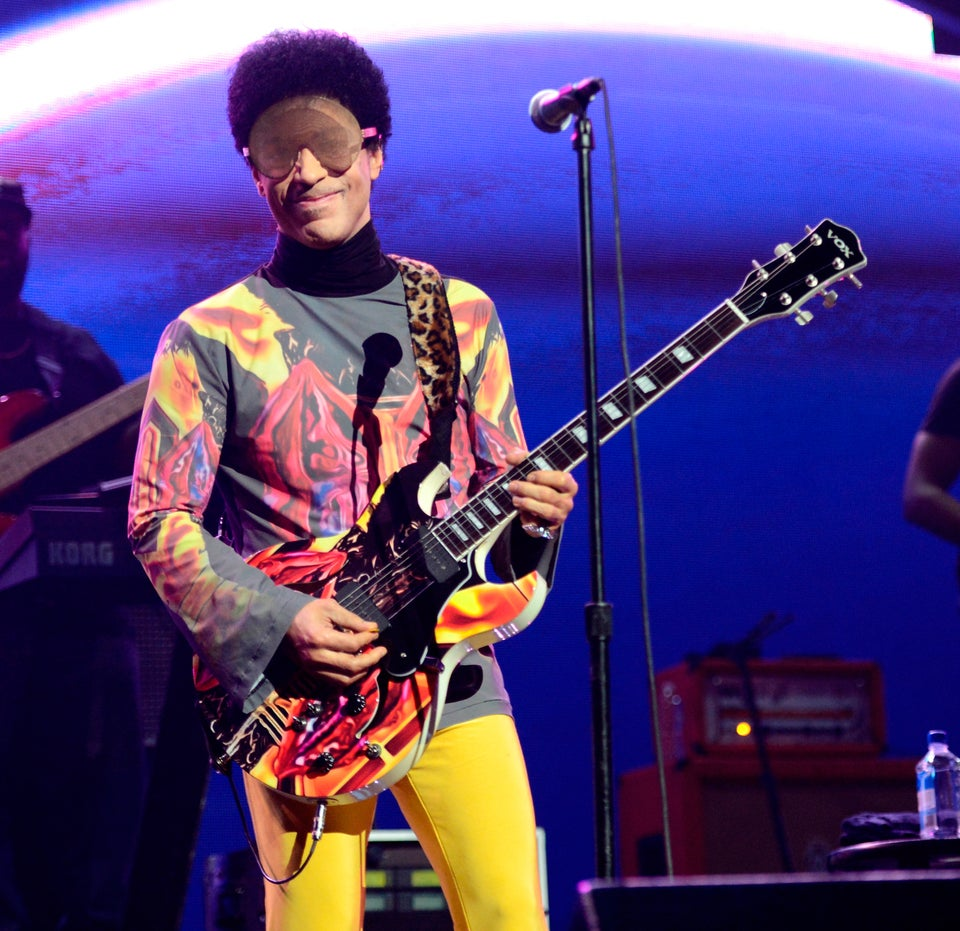 Prince to Be Honored at Billboard Music Awards