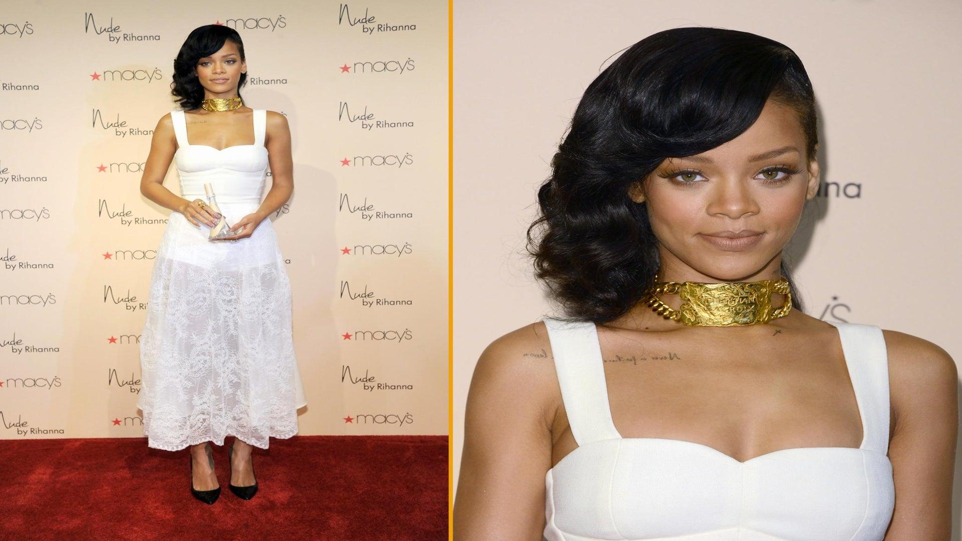 Rihanna Talks Loving Chris Brown in 'Rolling Stone'