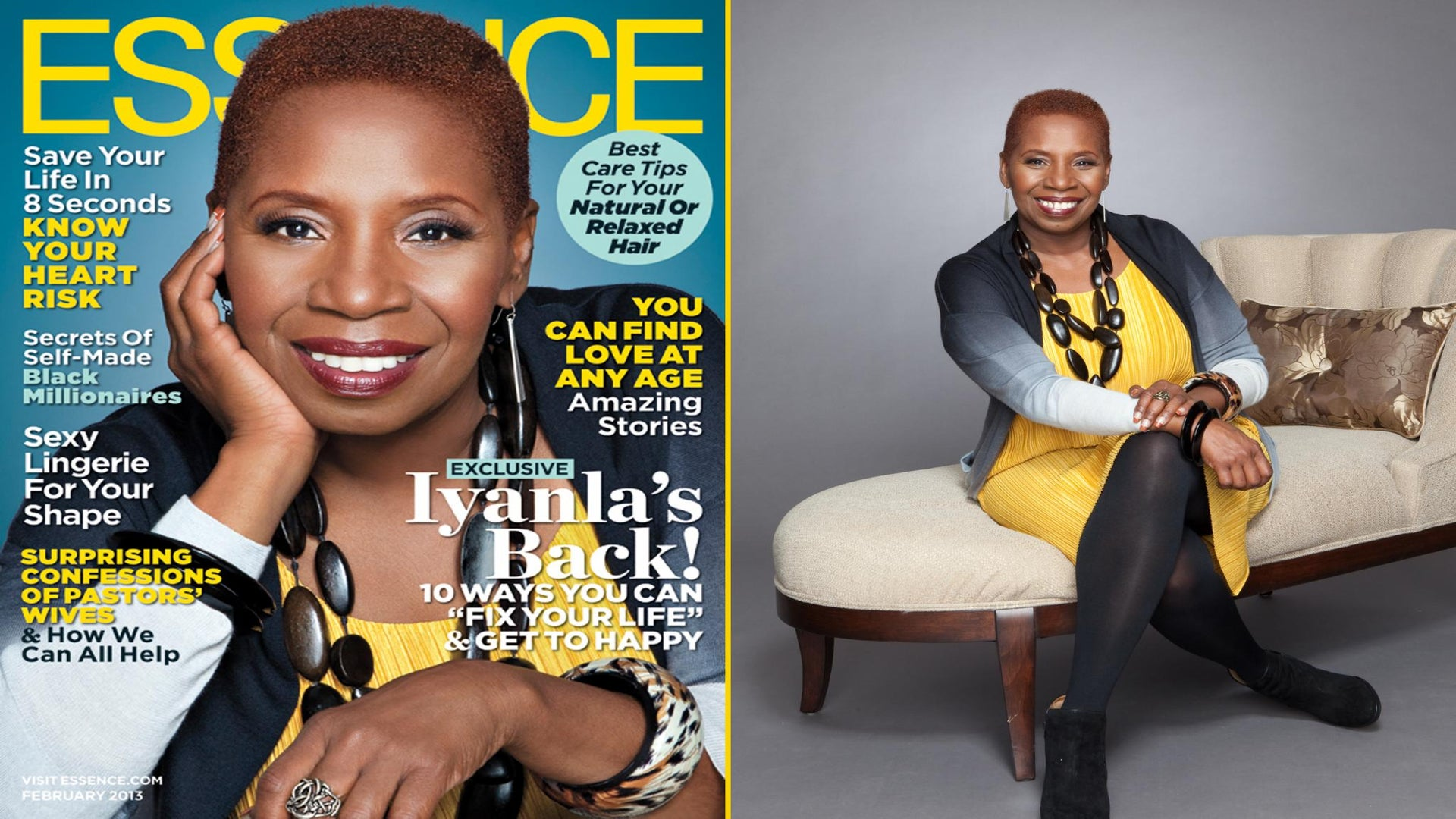 Iyanla Vanzant Answers Your Questions