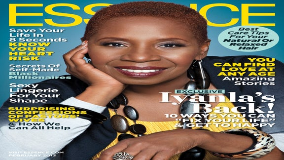 Iyanla Vanzant Graces the February Cover of ESSENCE