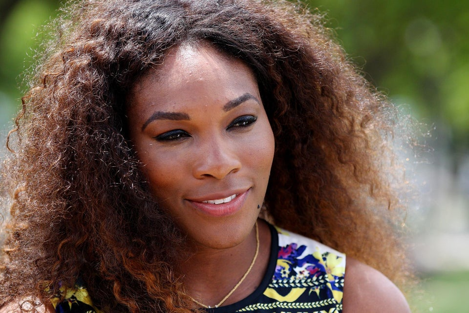 Serena Williams: 'I'm Really Boring Now, I Used to Be Fun'