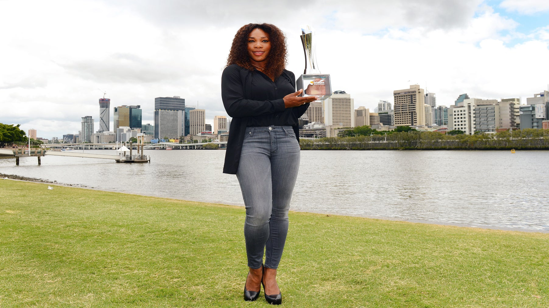 Serena Speaks Out About Lance Armstrong Steroid Use