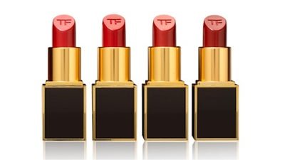 Get Into It: Tom Ford Jasmine Rouge Lip Color Collection