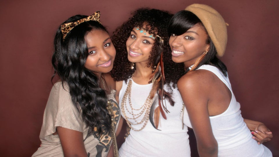 New and Next: Meet R&B Pop Trio, the EriAm Sisters