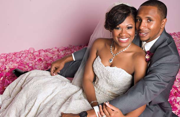 Bridal Bliss: ESSENCE Storybook Wedding Winners Kyla and Aaron