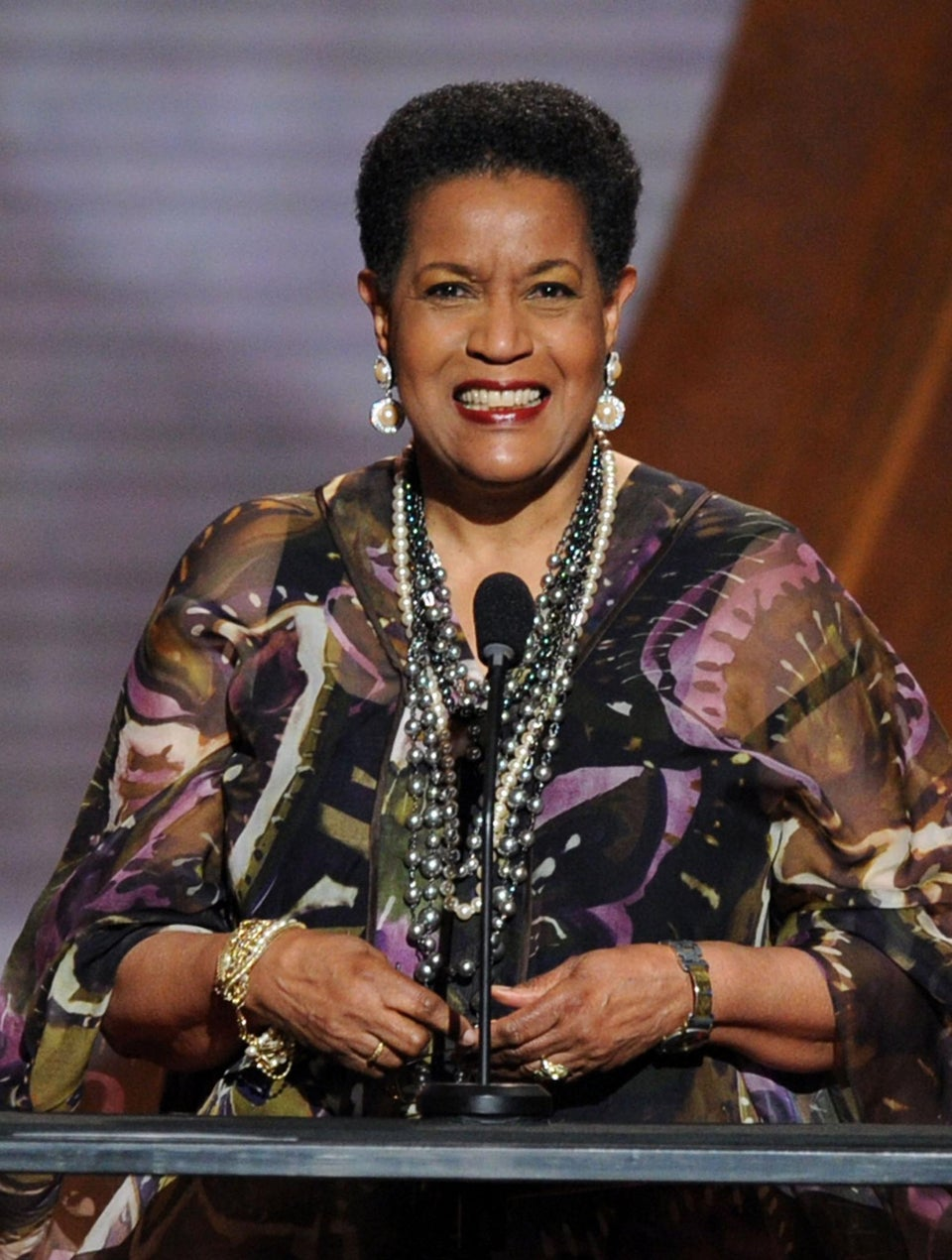 Myrlie Evers-Williams to Give Invocation at Presidential Inauguration