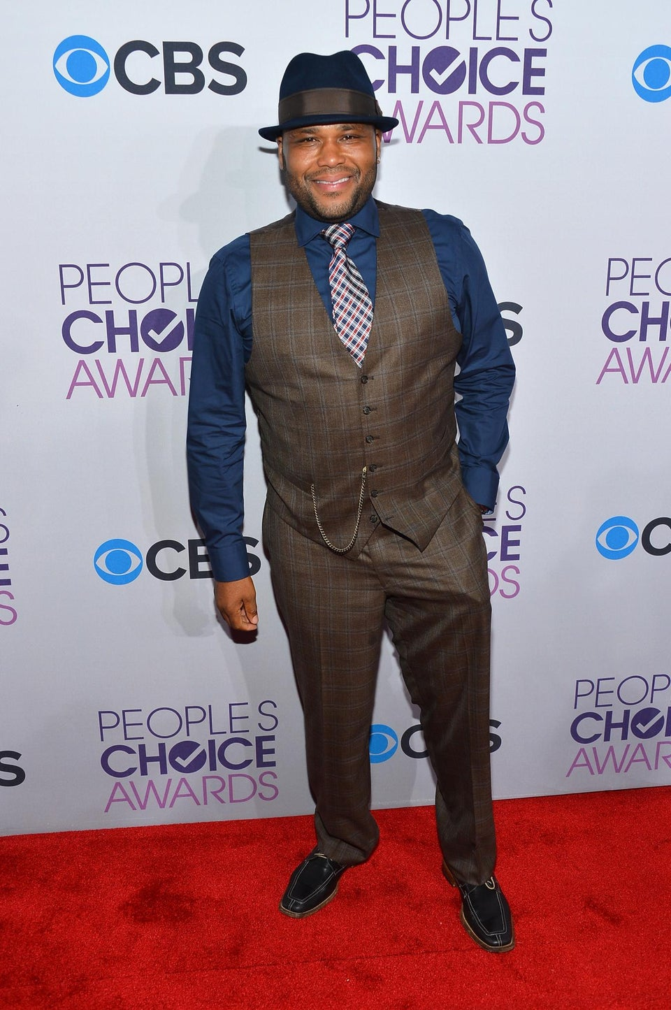 Anthony Anderson to Host NAACP Awards, Tyler Perry, Lupita Nyong'o, Michael Ealy to Present