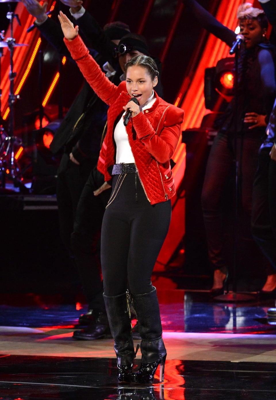 Alicia Keys to Sing National Anthem at Super Bowl