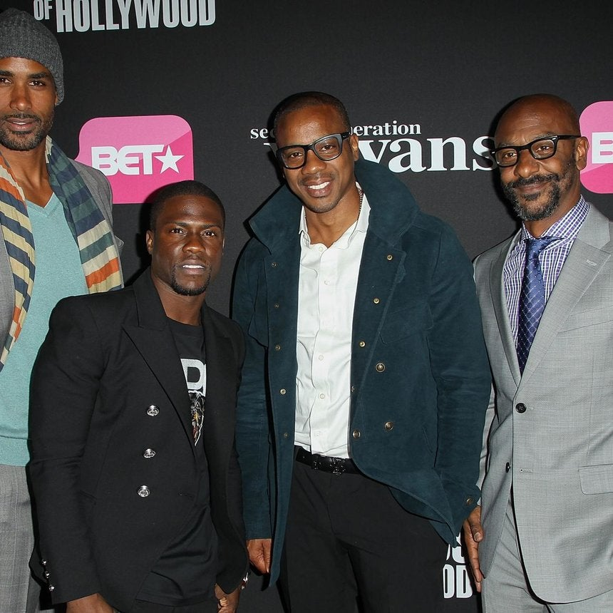 Live from BET's 'Real Husbands of Hollywood' Premiere