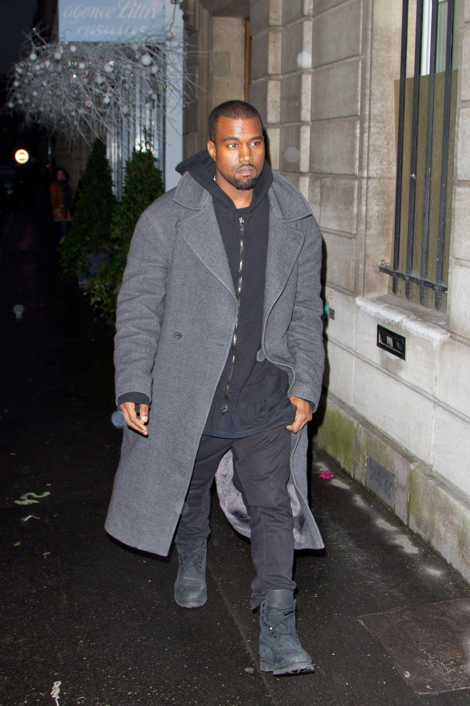 Kanye West Involved in Airport Security Breach