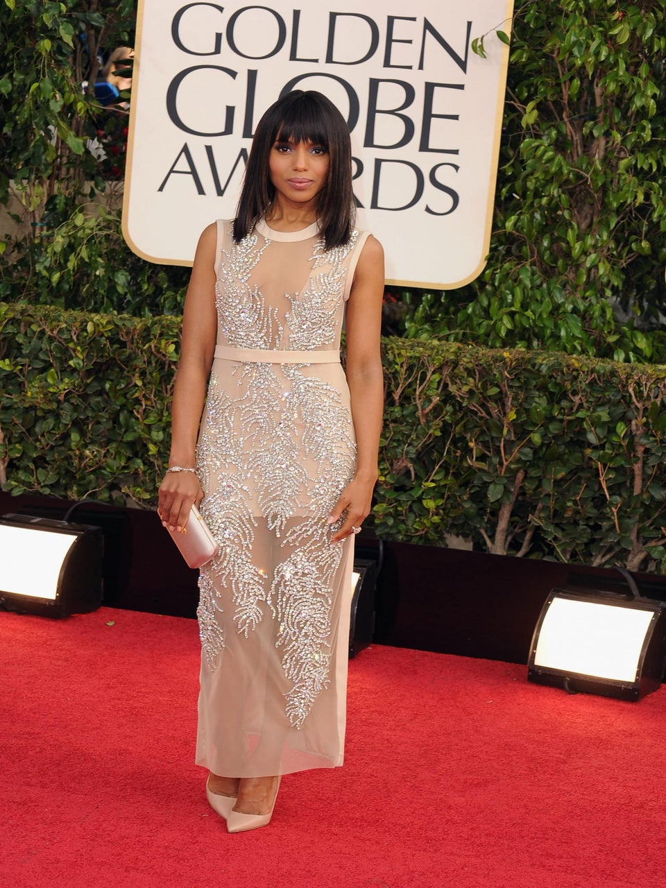 Kerry Washington Named Best Dressed Woman of the Year