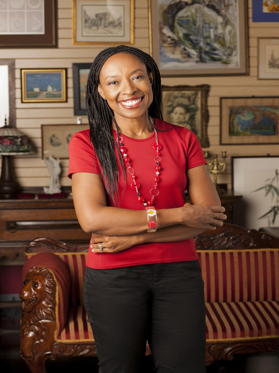 Meet Bene Raia, PBS' New African-American Antiques Expert